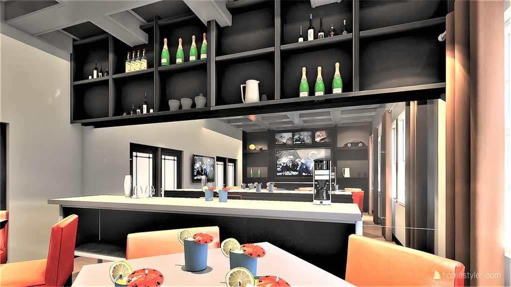 Sport Bar Design